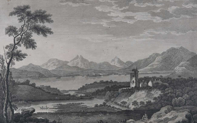 After Jonathan Fisher (1740-1809) A View of The...