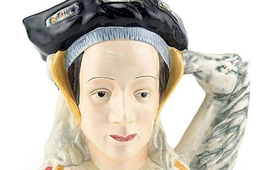 Anne of Cleves (Ears Up) D6653 - Large - Royal Doulton