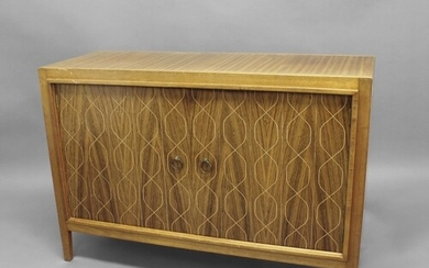 GORDON RUSSELL SIDEBOARD - DOUBLE HELIX designed by David Bo...