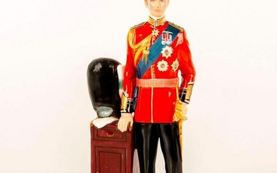 Royal Doulton Figurine HRH The Prince of Wales HN2884