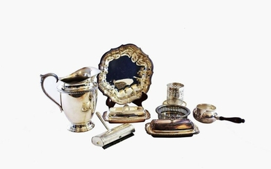 SILVER PLATE GROUP