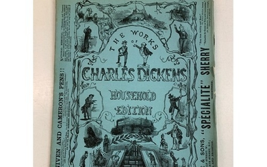 Dickens (Charles) Works of, Household Edition, 101 parts, Ch...