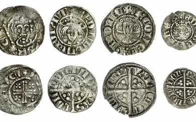 13th-14th Century, Pennies and Halfpennies (4)
