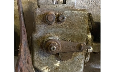 Assorted Velocette spares: 2 RS gearbox and one Venom/Viper