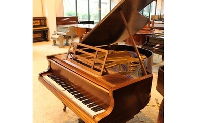 Blüthner (c1906) A 5ft 8in grand piano in a rosewood case on...