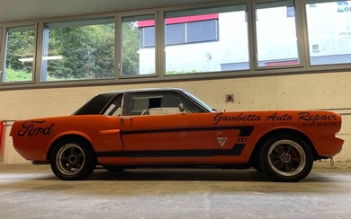 Ford USA - Mustang - 1965