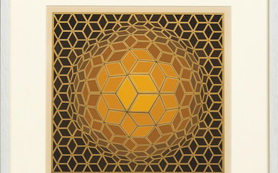 Victor Vasarely (France, 1908-1997)