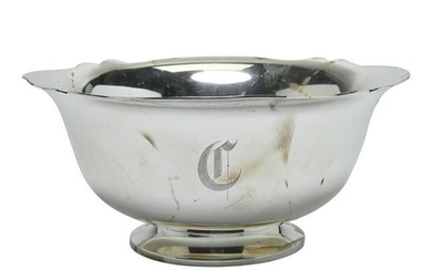 Wallace Sterling Silver Bowl.