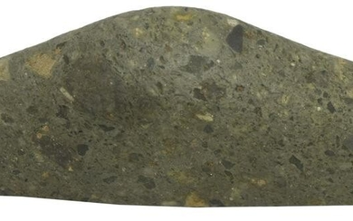 """3 3/4"""" Bar Amulet. Fayette Co, OH. Highly developed."""
