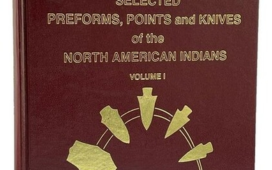 Book: Selected Preforms, Points and Knives of the NA