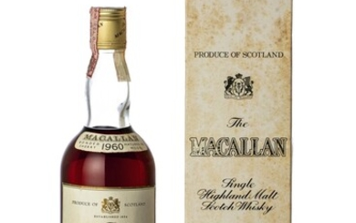 The Macallan 80 Proof 1960 (1 BT)