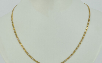 A 9CT GOLD CHAIN