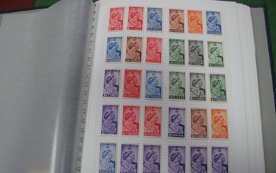 A Commonwealth Collection of Mainly Mint Stamps, including 1...