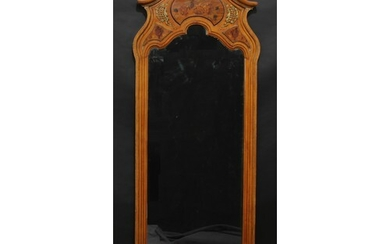 A substantial Belle Époque gilt metal mounted satinwood, wal...