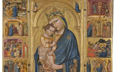 MASTER OF THE WALLRAF TRIPTYCH (ACTIVE CIRCA 1360)