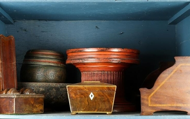 (lot of 6) Assorted decorative items
