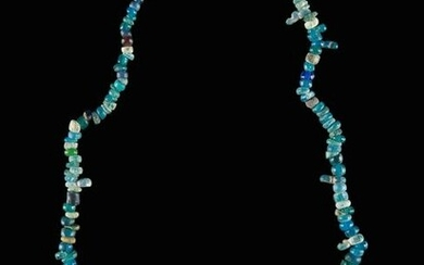 A Glass Beads Necklace