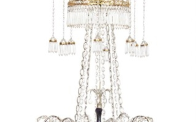 An opulent Berlin chandelier
