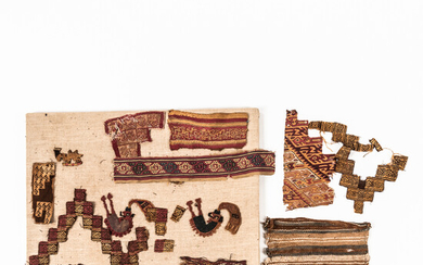 Collection of Peruvian Textiles