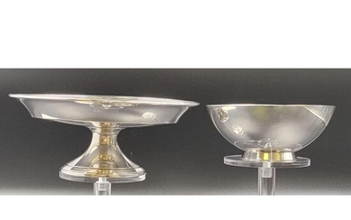 Lot Of 2 Tiffany & Co Sterling Silver Bowls 390 Grams