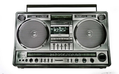 Lyle Owerko (Canadian Contemporary) Boombox - 26