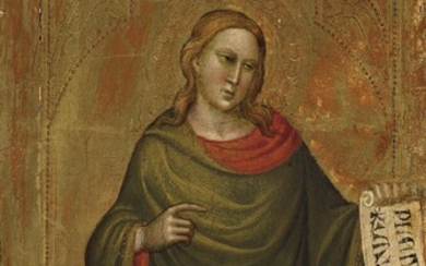 THE MASTER OF THE MISERICORDIA (ACTIVE FLORENCE, SECOND HALF OF THE 14TH CENTURY)