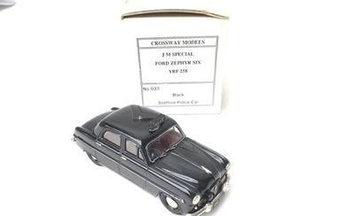 A Crossway Models J M Special Ford Zephyr Sx YRF 258 Boxed. ...