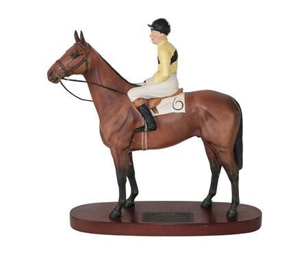 Beswick Connoisseur Horse 'Arkle - Pat Taaffe Up', model No....