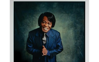 James Brown Photograph by Danny Clinch