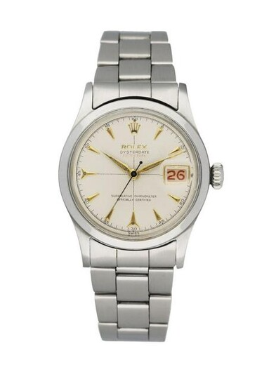 Rolex OysterDate Perpetual 6518 Honeycomb Dial Vintage