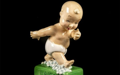 Royal Doulton Figurine, The Fairy Baby MCL18