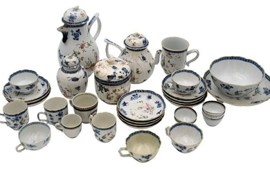 26 Piece Lot of Chinese Export and Related Pieces to