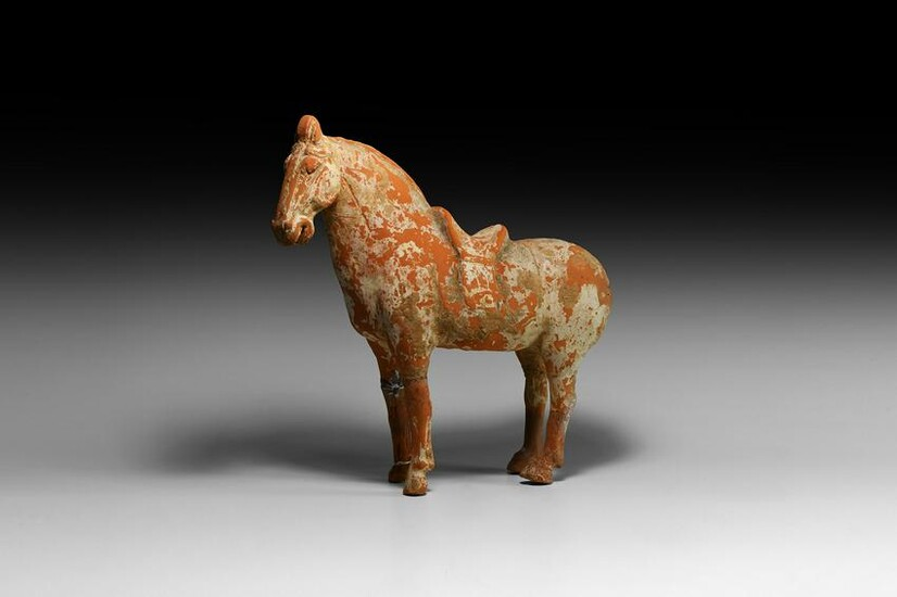 Chinese Standing Horse