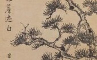 Collectible Chinese Wall Hanging Painting