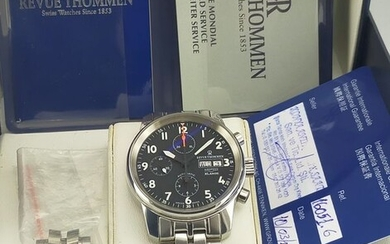 Revue Thommen - Automatic - Airspeed -Xlarge - NO RESERVE PRICE - 16051 - Men - 2011-present
