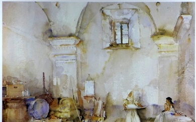 After Sir William Russell Flint (British, 1880-1969): a limi...