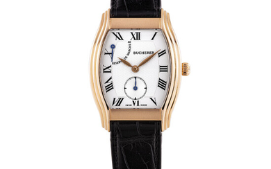 BUCHERER, PINK GOLD, POWER RESERVE