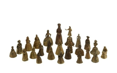 Collection of 18th Century and Later Bronze Figural