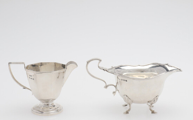 JUGS, TWO PIECES.