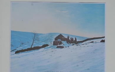 """Peter Brook (1927-2009): """"On the Way to Wuthering Heights..."""