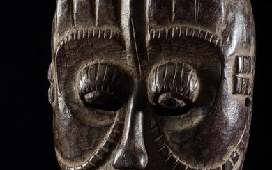 Wooden Face Mask, Igala People, Nigeria, 1930s