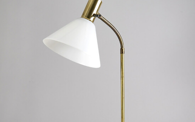 """Table lamp, """"6410"""" Falkenbergs belysning AB, second half of the 20th century."""
