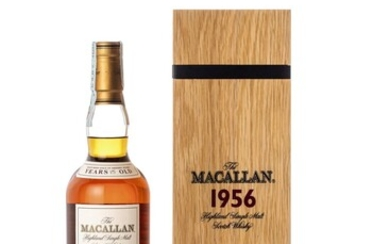 The Macallan Fine & Rare 15 Year Old 46.2 abv 1956 (1 BT70)