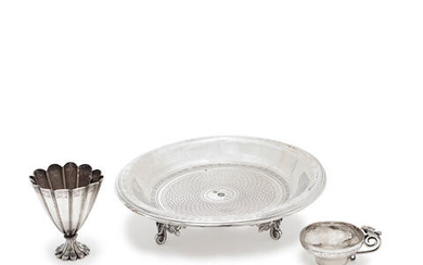 A collection of Ottoman silver