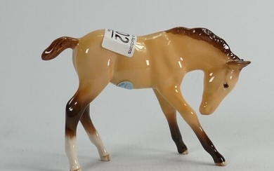Beswick Dunn foal 947: made for the collectors club in 1997.