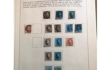 Europe & Colonies 1849-1950 collection M & (chiefly) light/f...