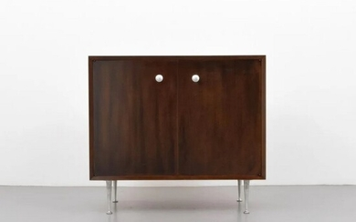 """George Nelson """"Thin Edge"""" Cabinet"""