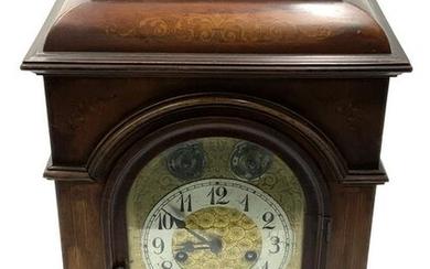 Junghans German Antique Clock with Chimes.