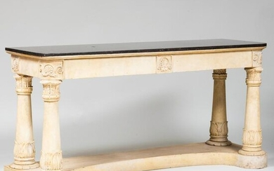 Victorian Painted Console Table