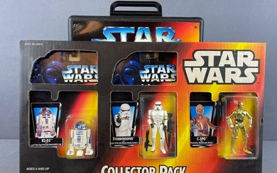2 piece Group Kenner Star Wars Action Figure Set and